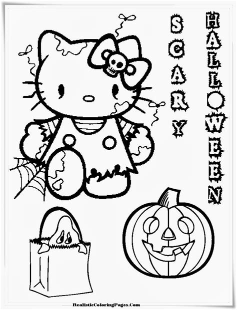 realistic halloween coloring pages realistic halloween coloring pages realistic coloring pages