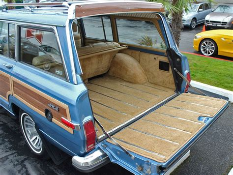 1990 jeep wagoneer interior jeep grand wagoneer interior wagoneer