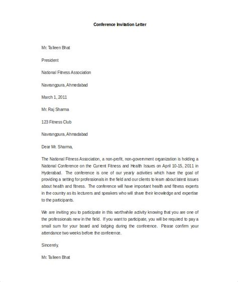 Invitation Letter For Doctors Meeting Rejection Letter For Meeting Request Hr Invitation