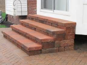 Diy Patio Stairs how to prep and build stair for my paver patio diy