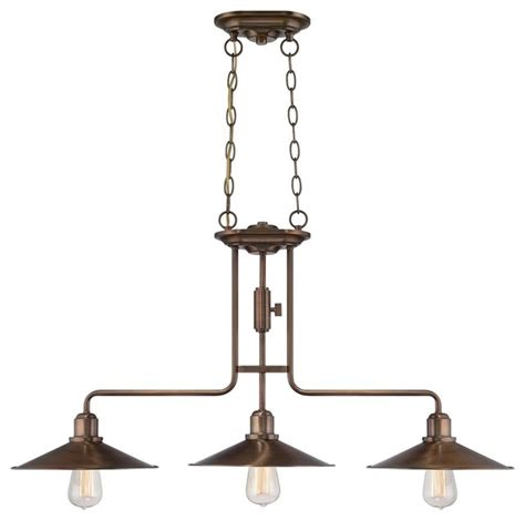 Industrial Kitchen Island Lighting Designers Newbury Station Pendant Lighting Fixture Satin Brass Industrial