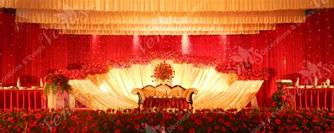 Home Decorators Colection by Venu S Wedding Planners Stage Decorations Kerala India