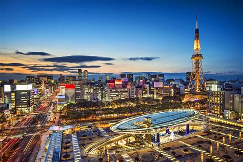 Tv Nagoya 10 top tourist attractions in nagoya planetware
