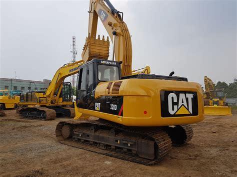 Alat Berat Cat Excavator Cat 320d Tahun 2012 Dan 2013 Tangerang Alat