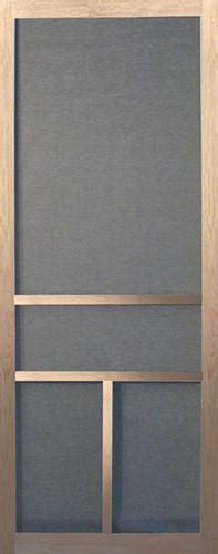 Screen Door Menards by 36 Quot X 81 Quot Wood T Bar Swing Screen Door At Menards 174