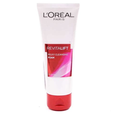 L Oreal Revitalift Foam loreal revitalift cleansing foam wash