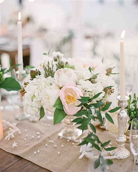 Centerpiece Flowers Wedding by The Prettiest Peony Wedding Centerpieces Martha Stewart