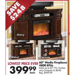 amazon black friday code electronics media 60 in fireplaces 4800 btus cherry at big lots
