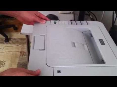 resetting brother hl 2130 brother printer hl 2130 toner reset youtube