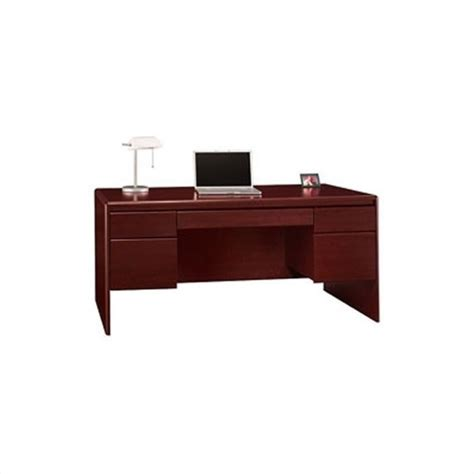 cherry wood computer desk northfield wood computer desk in harvest cherry ex17718