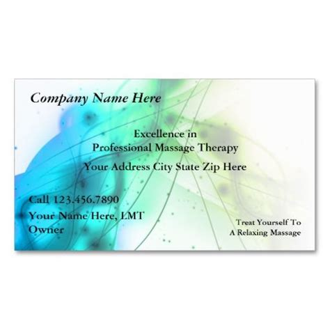 therapy business card templates free 17 best images about business cards therapy on