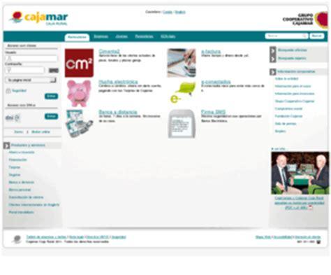 caja rural banca electronica larural es particulares cajamar caja rural