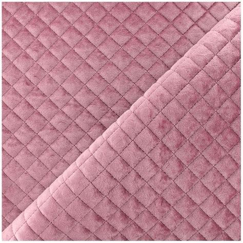 lilac velvet upholstery fabric quilted velvet fabric baryton lilac x 10cm ma petite