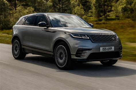 first range rover 2018 range rover velar v 6 first drive review