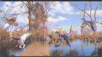 duck hunting wall murals gallery for gt duck hunting wall murals