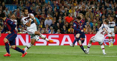 wallpaper barcelona vs bayer munchen barcelona 3 0 bayern munich 5 things we learned as lionel