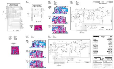 Blaupunkt C30 C50 Cd30 Cd50 Dj30 Dj50 Sch Service Manual