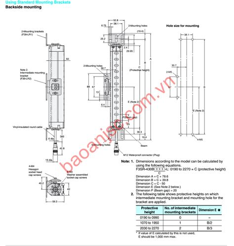 omron light curtain safety light curtain omron f3sr series