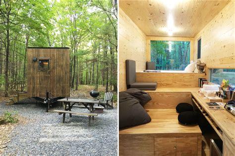 Getaway Cabins by Inhabitat Spends The In A Harvard Designed Getaway