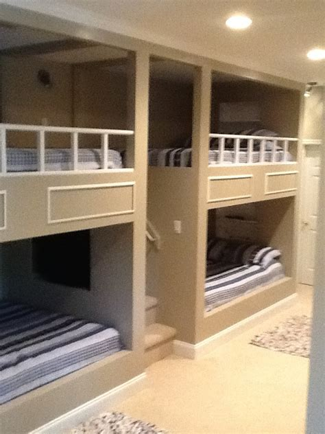 Four Bed Bunk Bed 4 Size Bunk Beds Like The Staircase