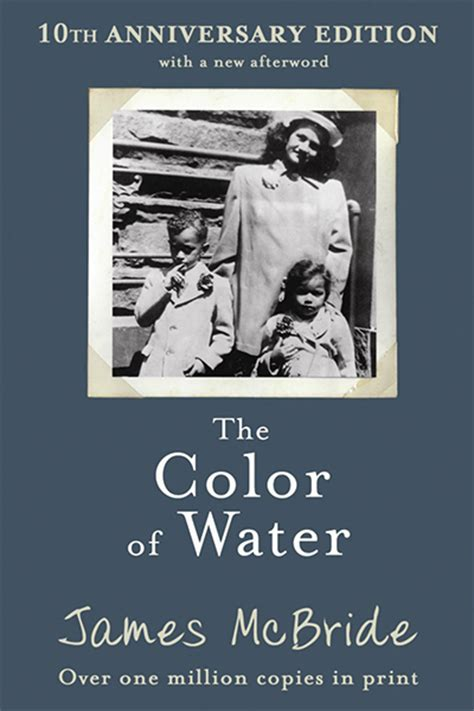 themes in the color of water by james mcbride james mcbride books