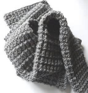knitting patterns mens scarf simple the perfect men s scarf allfreeknitting com
