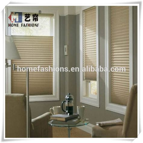 yilian paper pleated adhesive blinds buy pleated