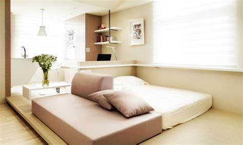 Kasur Kapuk Lantai 10 desain kamar tidur dengan kasur di lantai terkini
