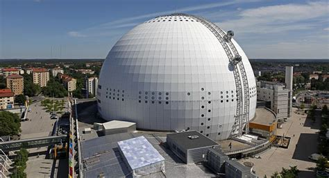 Country Home And Interiors Magazine the ericsson globe skyview sights in stockholm