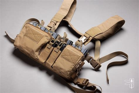 strategic flatpack soldier systems daily strategic disruptive environments chest rig heavy