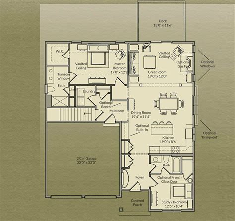 Mayflower Floor Plan | mayflower redbrook a destination village in plymouth