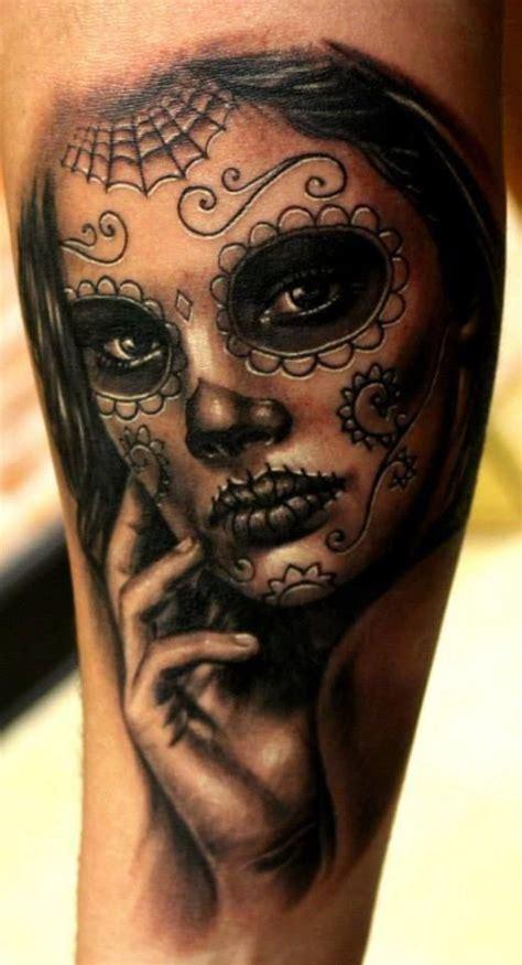 hd tattoo ink hd tattoos com sugar skull woman tattoo meaning women