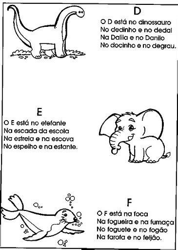ESPAÇO EDUCAR: Cirandinha do Alfabeto! Ciranda do alfabeto!