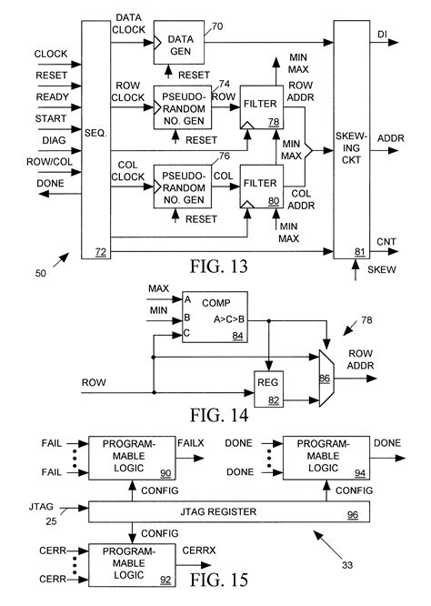 integrated circuit test system patent us6587979 partitionable embedded circuit test system for integrated circuit