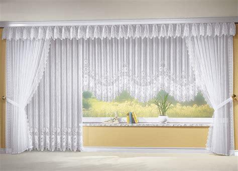 Fenster Sichtschutz Spitze by Fensterdekoration Gardinen Bader
