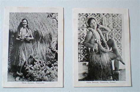 hawaiian hula girl photographs california girls