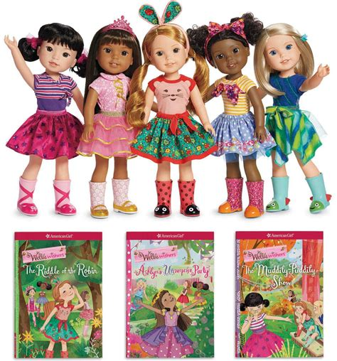 Hairstyle Books For Dolls by Review American S Welliewishers Books And Dolls Are