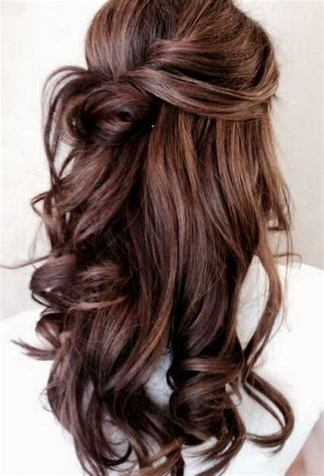 down hairstyles for long thick hair prom hairstyles for long thick hair