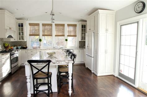Dining Room Converted To Kitchen 40s Kitchen In Warson Woods Converted Into A Dining Room