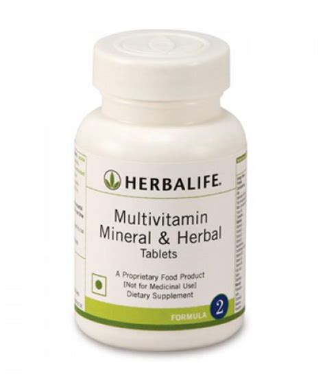 Vitamin Herbalife Herbalife Multivitamin Mineral And Herba 90 Tablets Buy