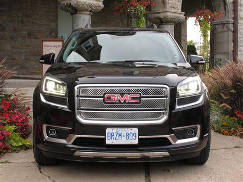 gmc acadia denali 2014 2014 gmc acadia denali cars photos test drives and