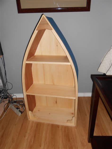 Cardboard Bookcase How To Build A Boat Shelf