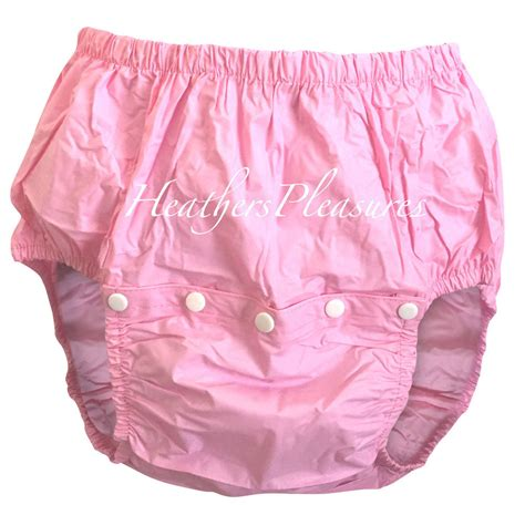 1000 images about plastic pants on pinterest cloth adult waterproof noisy plastic pant diaper cover nappy pink baby abdl l xl xxl ebay