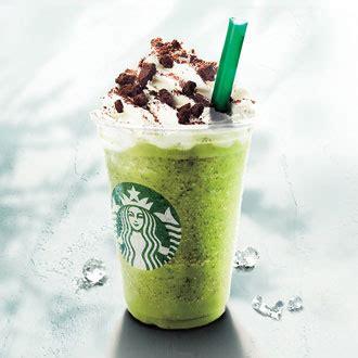 Greentea Velvet Choco Vanila Coffee 10 starbucks drink flavors you can only get abroad jolt24