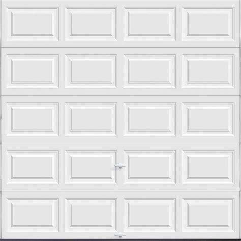 garagentor beplankung clopay premium series 8 ft x 8 ft 18 4 r value