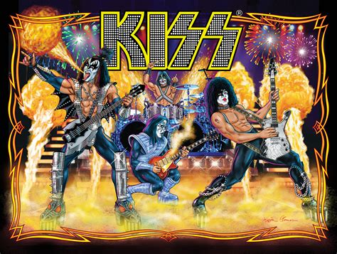 new themes kiss play pinball like it s 1978 with the new kiss game ars