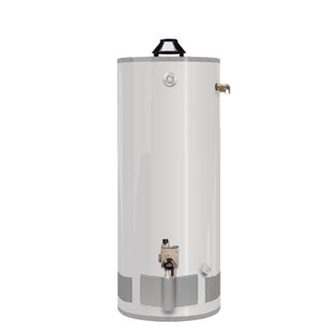 General Electric GE 50 Gallon Natural Gas Water Heater   9 YR Warranty 45,000 BTU   Home Depot