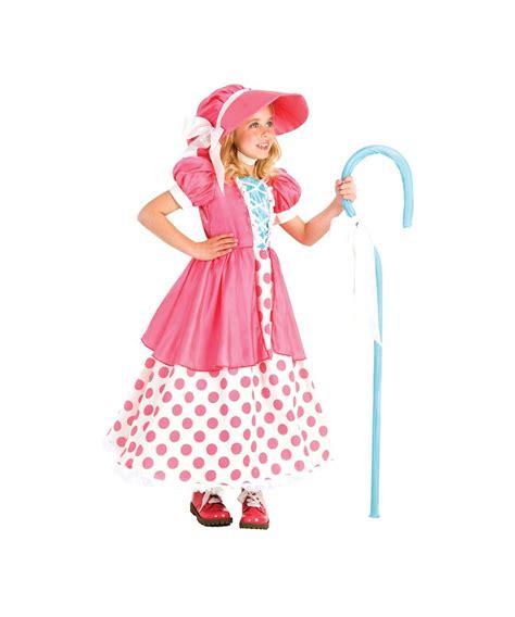 polka dot bo peep girls costume girls costume