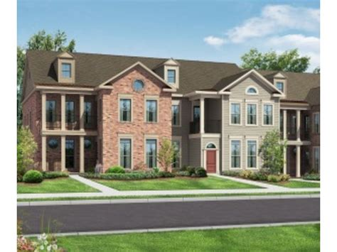 Park Mba Johns Creek Realty Partners Ll by Fall In With Luxury Townhomes At Seven Norcross