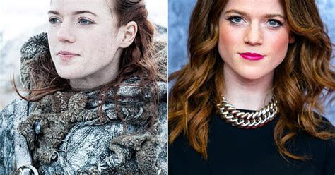 emma stone game of thrones rose leslie game of thrones cast what they look like